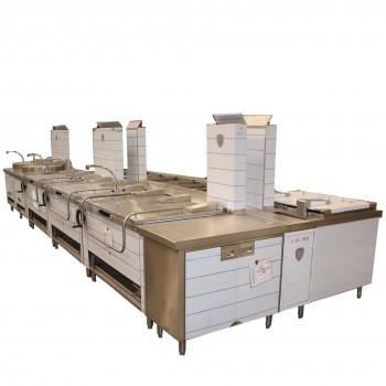 france kitchen installe une cuisine professionnelle