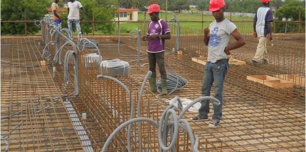 construction du projet hotel radisson abidjan