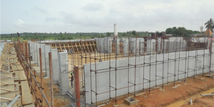 construction projet hotel radisson abidjan