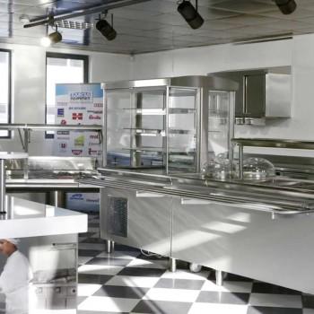 montage de cuisine professionnels - france kitchen