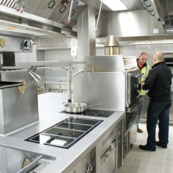 installation cuisine pro - France Kitchen